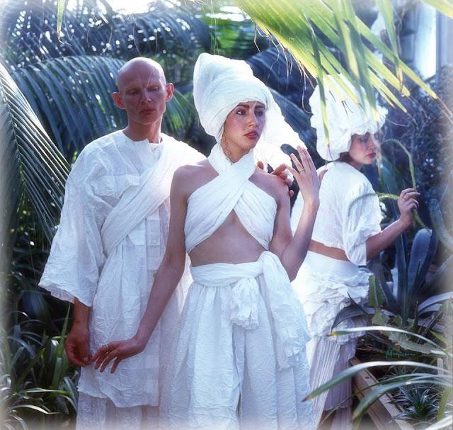 Elitas Baltā kolekcija. Juris Siliņš, Karīna Tilberga, Ivonna. Bahamu salas, Sala / Spils 87 (фото: Maris Bogustovs)