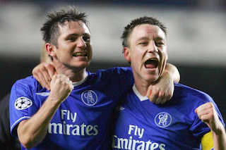 Lampard happy to  welcome Terry back to Chelsea