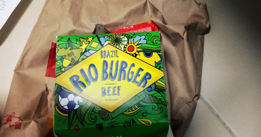Review Rio Burger