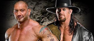 WWE - TLC 2009: Undertaker vs. Batista