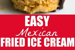 Easy Mexican Fried Ice Cream (and Recipe Video)