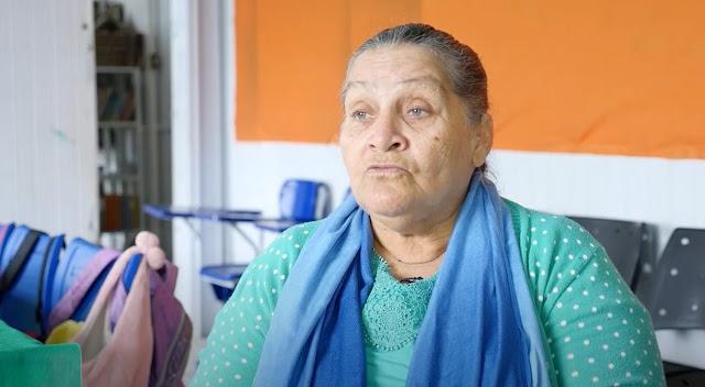 Maria da Guia dedica tempo e recursos para transformar a vida de crianças e adolescentes