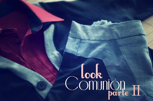 Look comunión - parte II