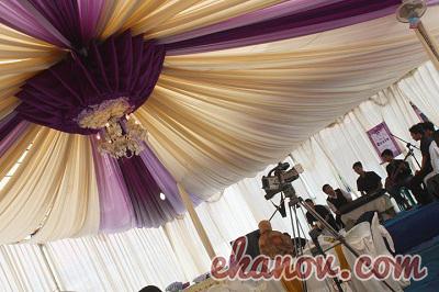 Dekorasi Tenda Pesta Pernikahan