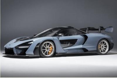 VOIR CETTE 2019 MCLAREN SENNA - La McLaren Senna est la voiture de sport ultime