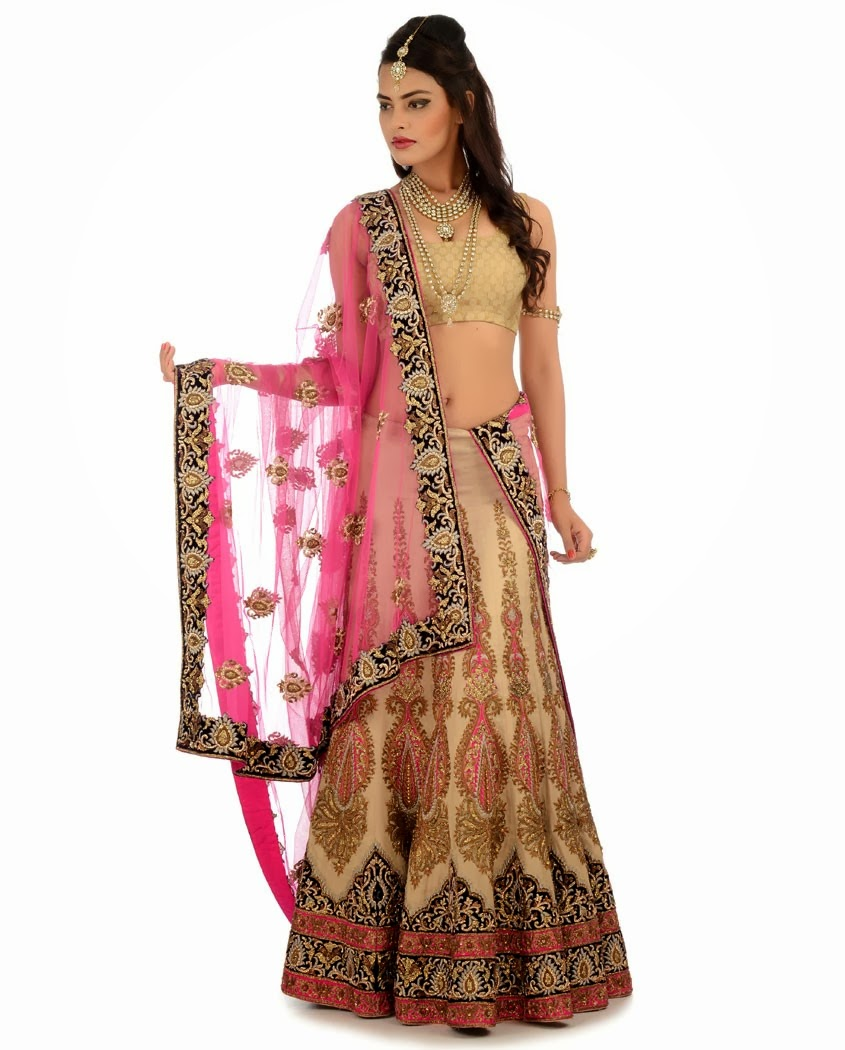 Bridal Wear Wedding Lahengas Collection