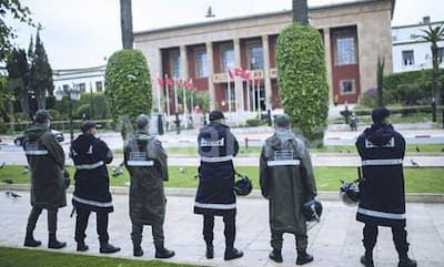 عاجل : سلطات الرباط تعلن منع مسيرة بعد تداول منشورات تحرض على الاحتجاج