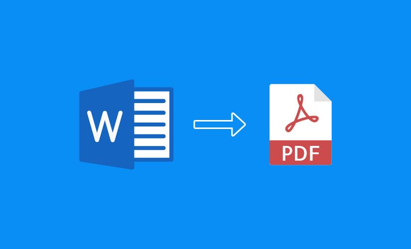 Mengonversi Dokumen Word ke PDF dengan Mudah