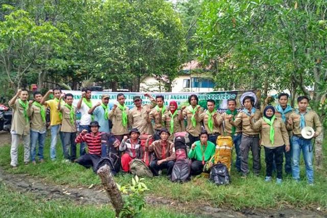Mapala STIK Pante Kulu Banda Aceh Gelar Diklat