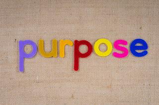 YOU WERE BORN FOR A PURPOSE
