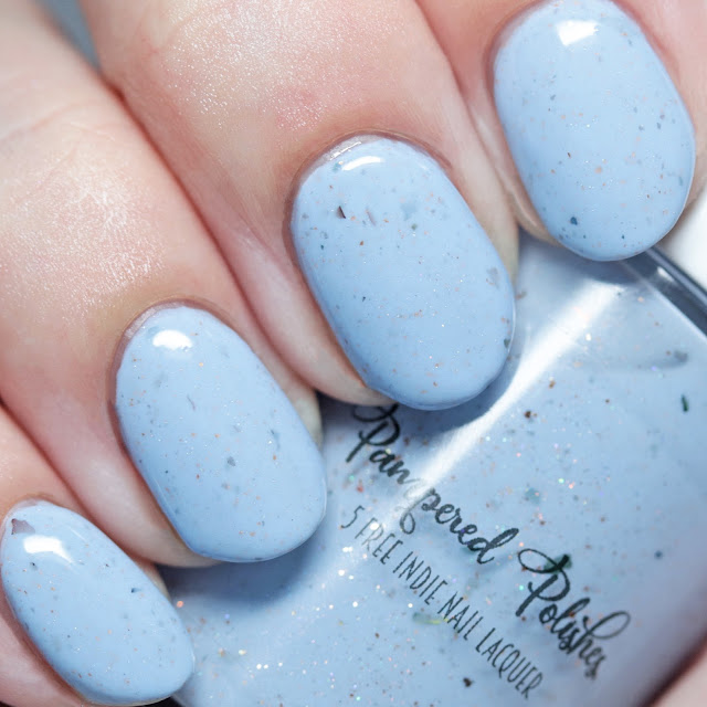 Pampered Polishes Simple & Clean