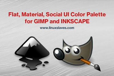 How to Import Color Palette into Gimp and Inkscape