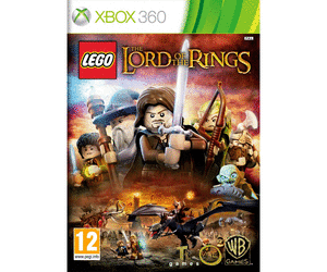 LEGO The Lord of the Rings (X-BOX360) 2012