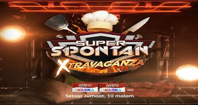 Siaran Langsung Final Super Spontan Xtravaganza 2018 Online