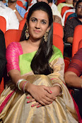 Niharika at Oka Manasu Audio function-thumbnail-11