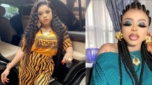 Bobrisky shows off his b**bs, claiming it's is real (Video)