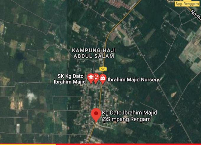 Majlis Kenduri Paksa Penduduk Kampung Jalani PKPD