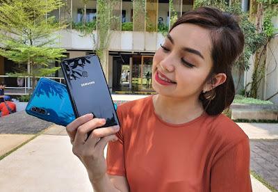Cara Hard Reset Samsung Galaxy A30S