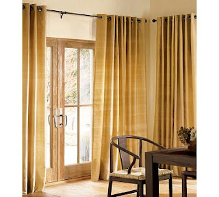 Apartment Decor On A Budget Curtains From The Ceiling