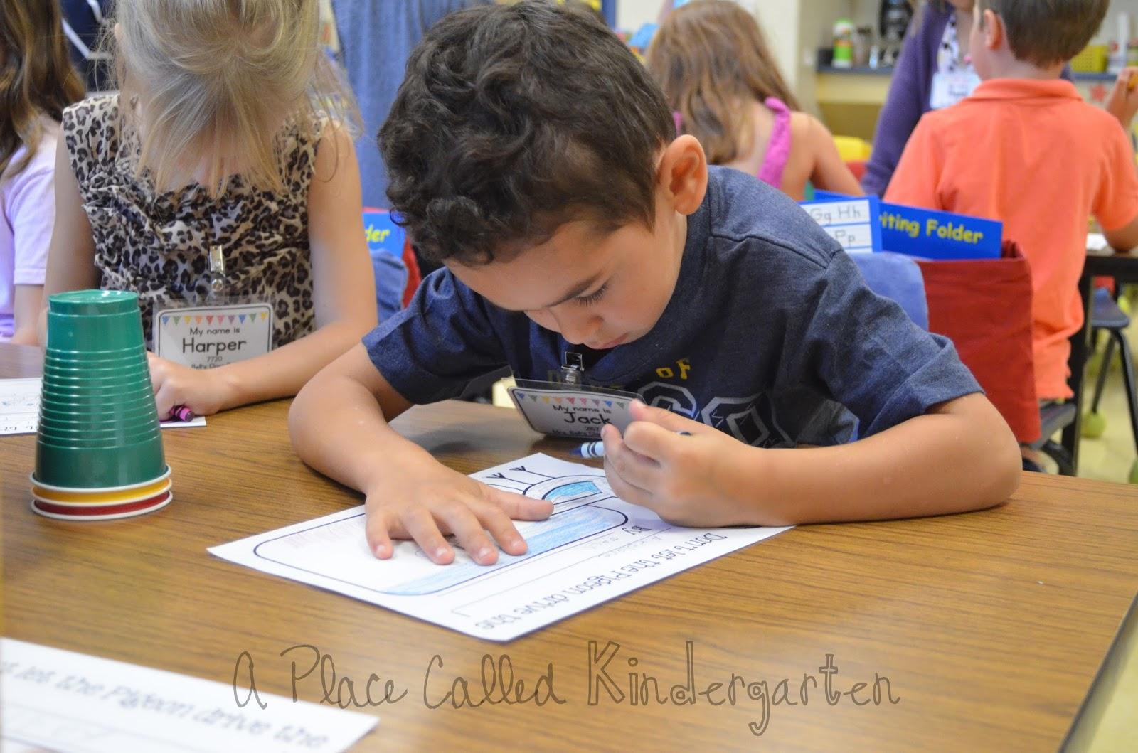 A Place Called Kindergarten Kindergarten Is Hard Work