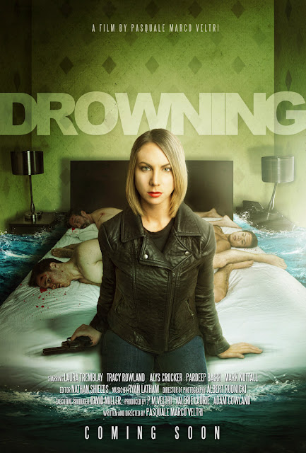 drowning movie poster