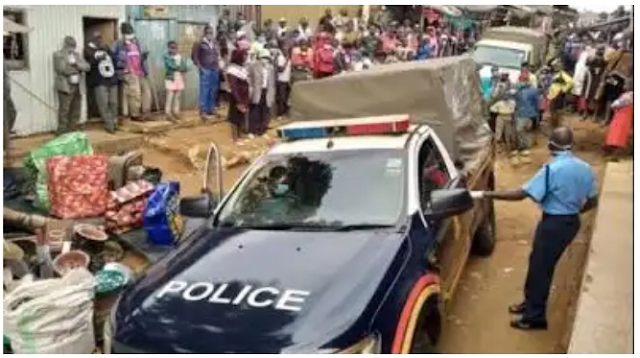 How a Young Man Stabbed Heavily Pregnant Girlfriend To Death In Public