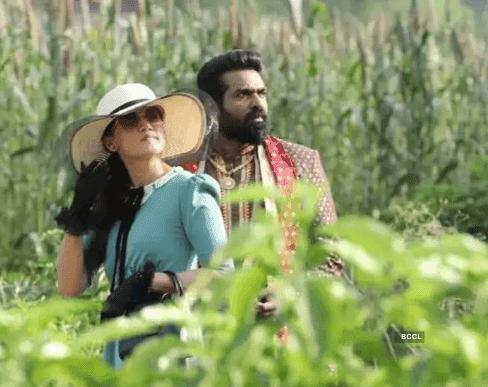 Annabelle Sethupathi movie 2021