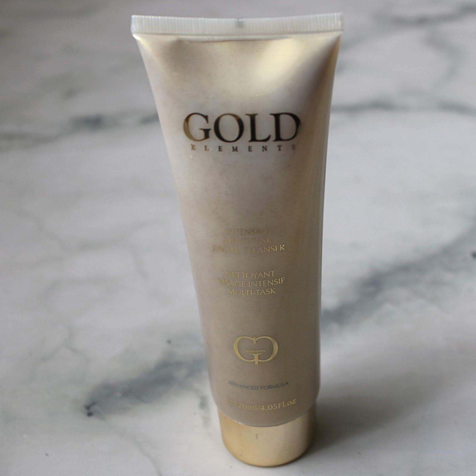Gold Elements Intensive Multi Task Facial Cleanser