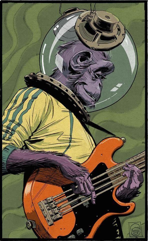 Bass Monkey