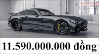 Giá xe Mercedes AMG GT R 2021