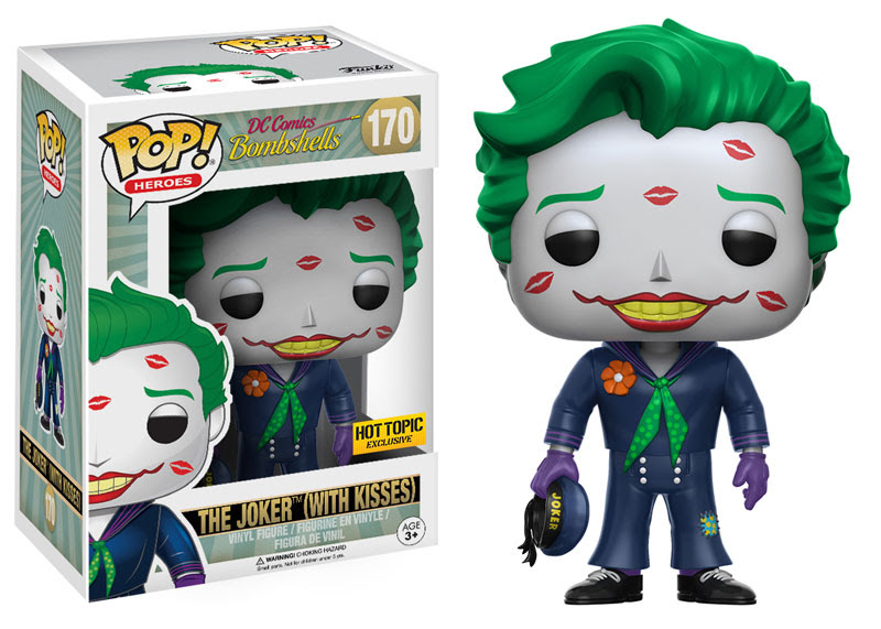 DC Bombshells PopVinyls By Funko Coming In February