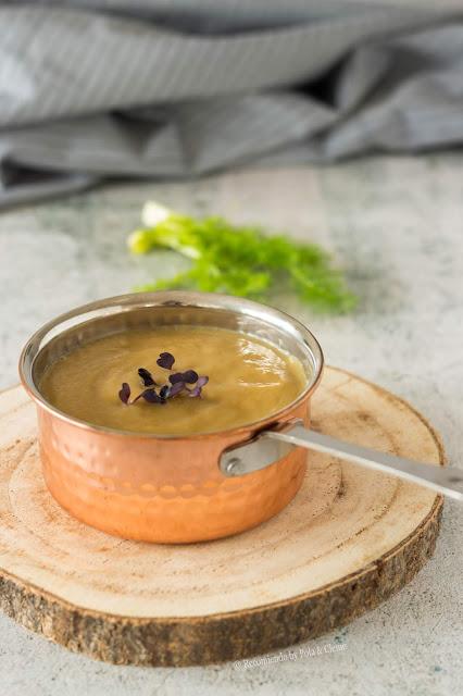 Crema de Hinojo de www.recomiendoblog.com