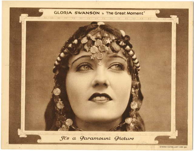 Gloria Swanson in The Great Moment
