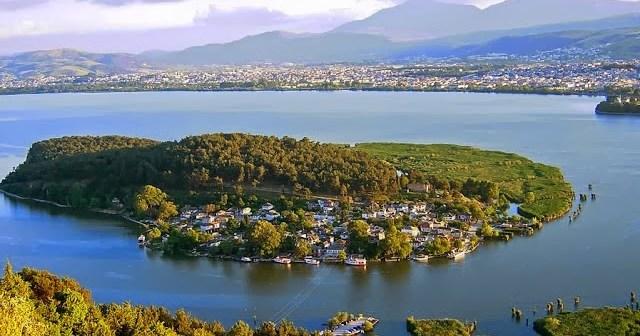 Ιωάννινα: Σκέψεις για τη Λίμνη μας.....