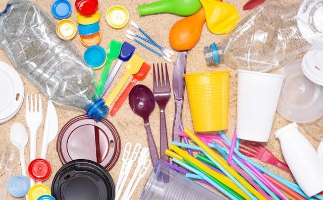 Τα 10 πλαστικά μιας χρήσης που καταργούνται από τις 3 Ιουλίου