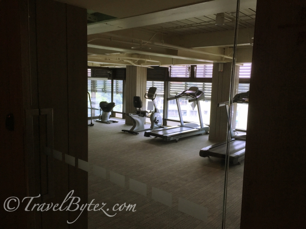 The Gaia Hotel (Beitou) gym