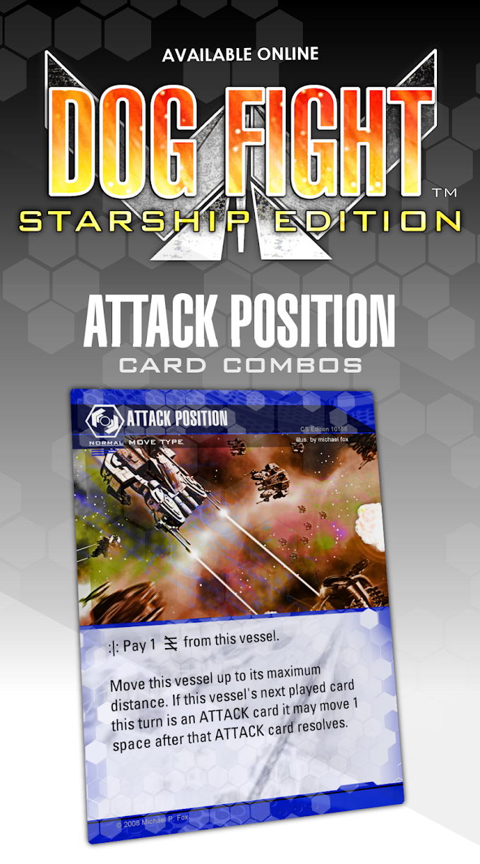 Card Combo: Attack Position