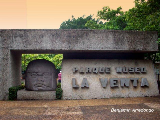 Foto De Parque Museo La Venta Villahermosa: El Bable: El Museo Parque La Venta En Villahermosa