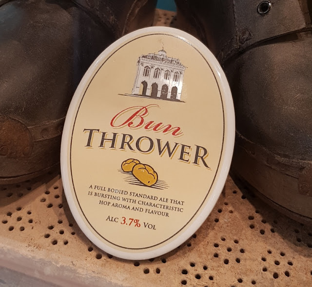 Bun Thrower ale