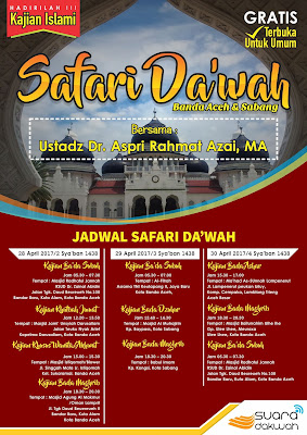 free Download Poster safari Da'wah terbaru