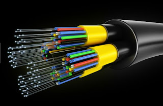 Fibre Optic Cable Transmission Speed