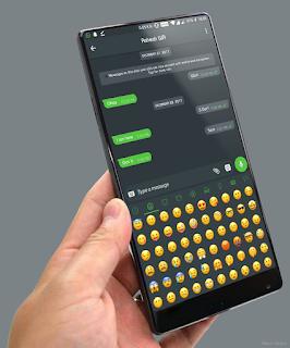 GBWhatsApp v6.40 Old Emojis