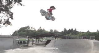 Skate en estado puro