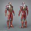 Iron Man 3 - armor Heartbreaker