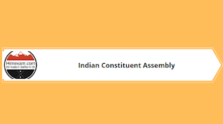 Indian Constituent Assembly and making of the Constitution
