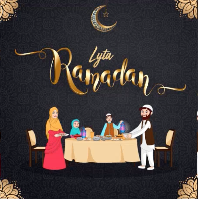 [AUDIO]_Download New hot Mp3 Lyta__Ramadan