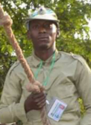 Read NYSC condolence Message to Family of Corp Member Who Died During Governorship Election in Ogun