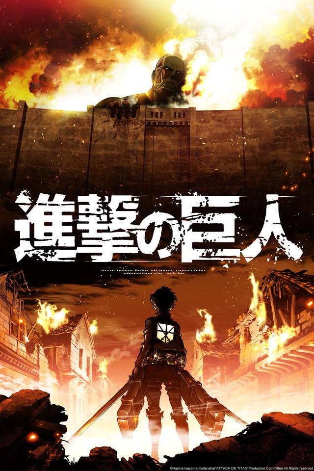 Shingeki no Kyojin S1 |25/25| |Latino/Castellano/Japones + Sub. Esp| |BD Ligero 720p| |Mega|