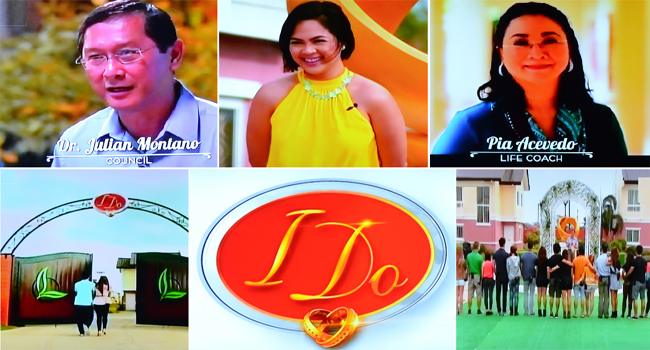 Realiserye 'I Do' of ABS-CBN Hosted by Judy Ann Santos-Agoncillo: Complete List of Couples