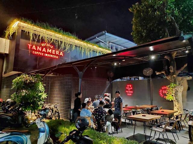 Review Tanamera Coffee Jogja - Menu dan Harga Menu Terbaru
